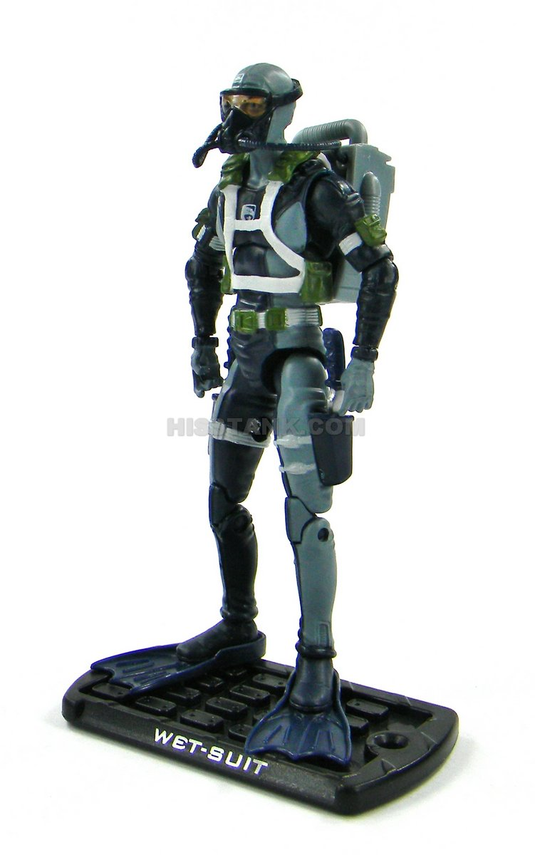 Cobra Commander Retaliation Wet-Suit - G.I. Joe Da...