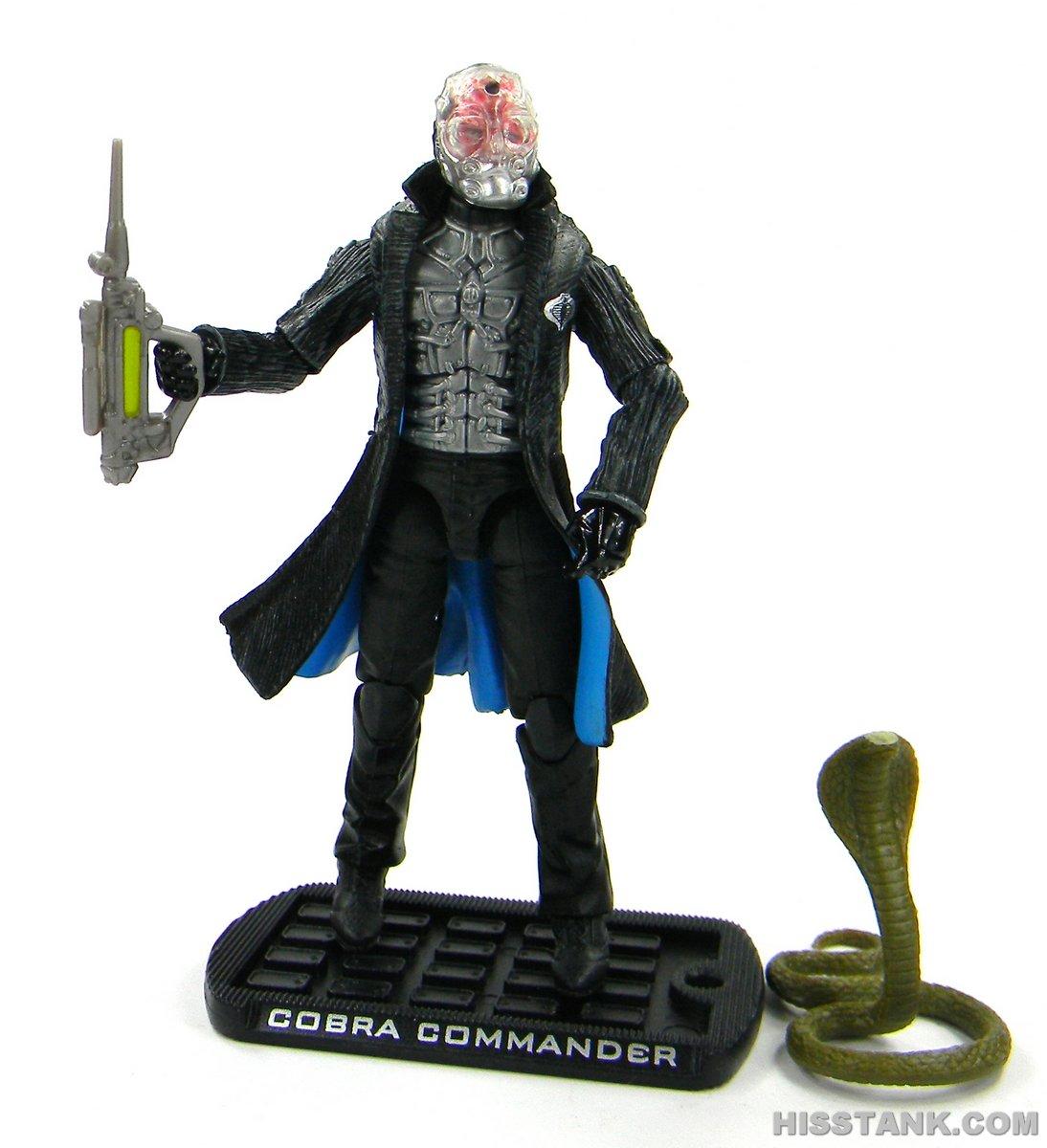 cobra commander gi joe database