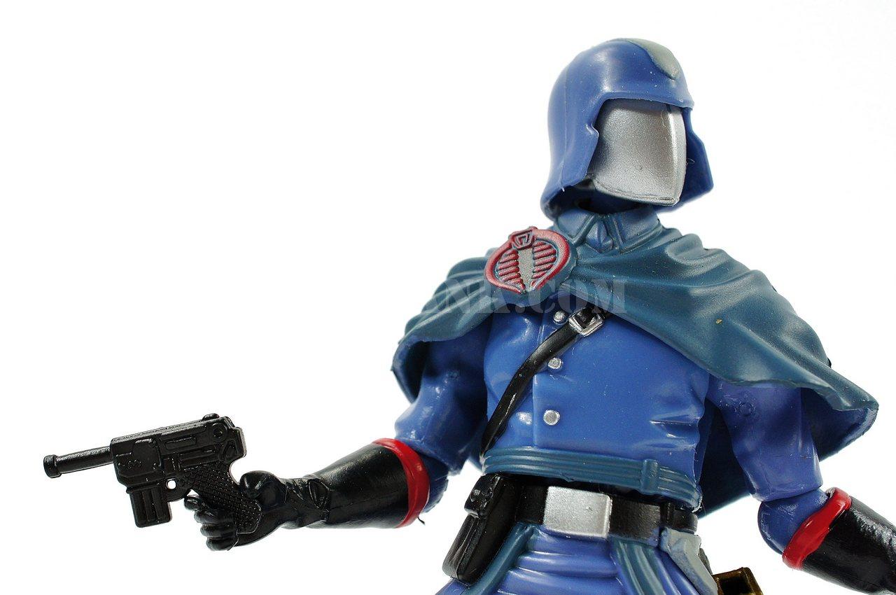 cobra commander single gi joe database