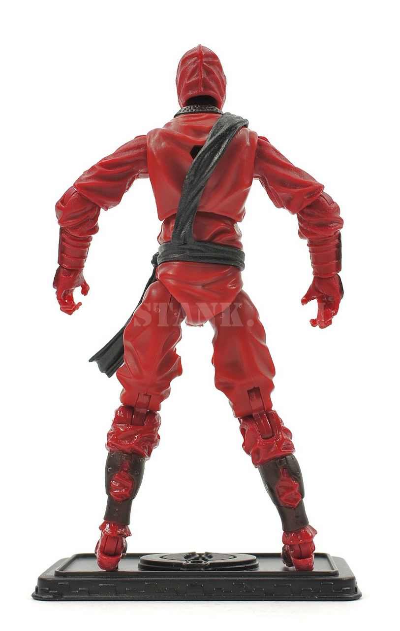 Cobra Commander Retaliation Red Ninja - G.I. Joe D...