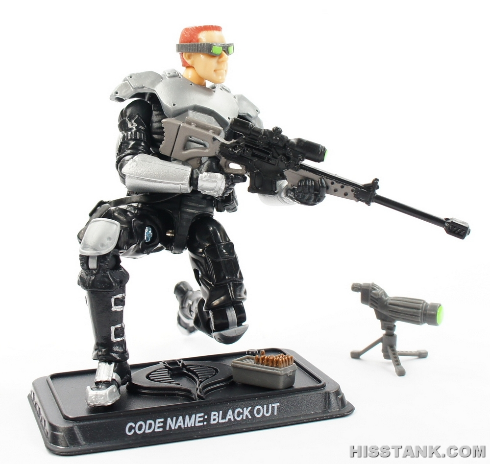 Black Gi Joe 99