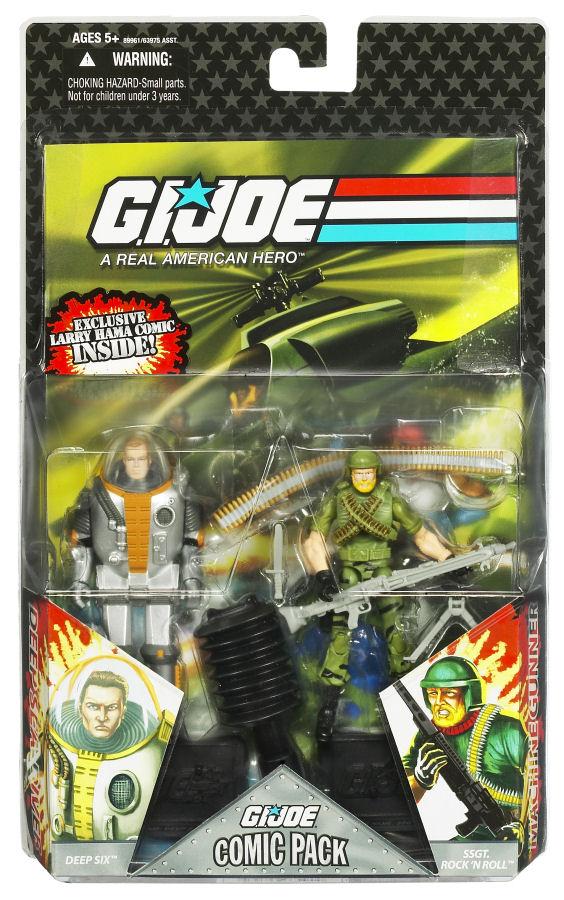 Deep Six (Comic, 25) - G.I. Joe Database