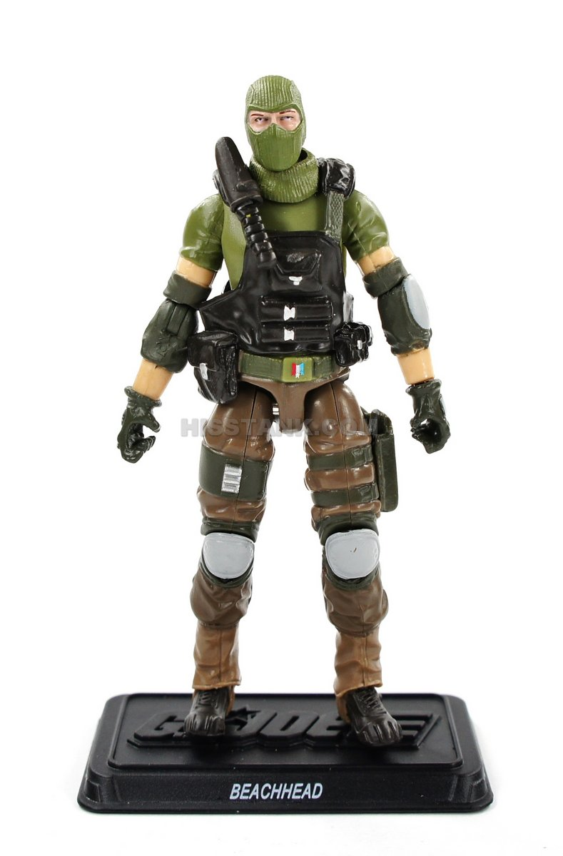 Cobra Commander Retaliation Beachhead - G.I. Joe D...