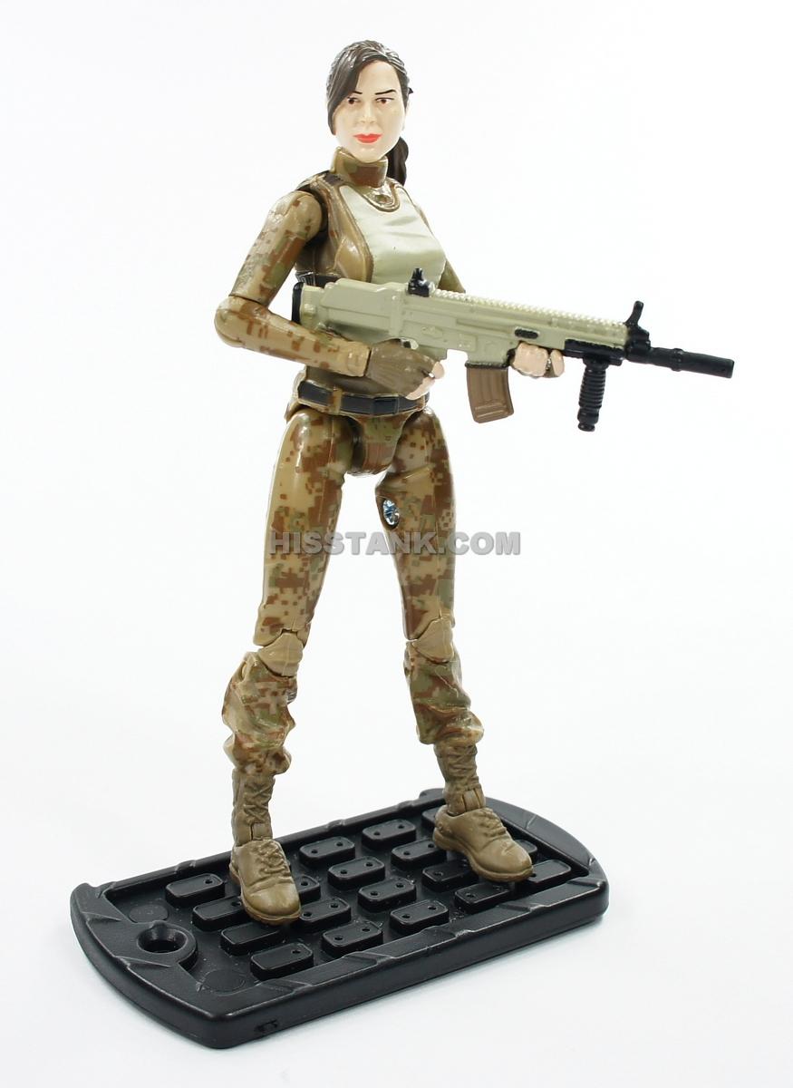 GI Joe Retaliation Lady Jaye Action Figure